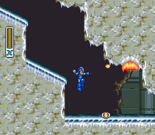 Mega Man X SNES 122