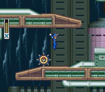Mega Man X SNES 125