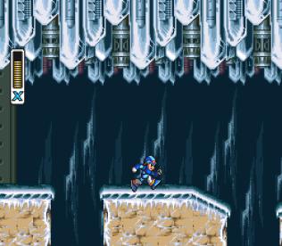 Mega Man X SNES 132