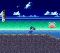 Mega Man X SNES 134