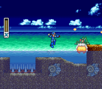 Mega Man X SNES 138