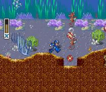 Mega Man X SNES 140