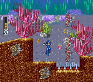 Mega Man X SNES 141