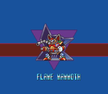 Mega Man X SNES 144
