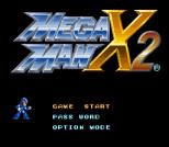 Mega Man X2 SNES 005