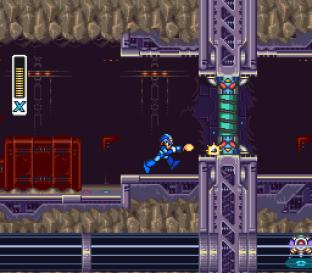 Mega Man X2 SNES 009