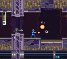 Mega Man X2 SNES 010