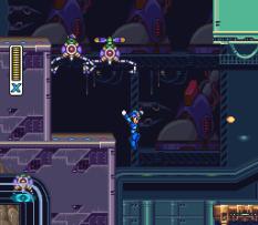 Mega Man X2 SNES 011