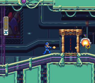 Mega Man X2 SNES 012