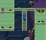 Mega Man X2 SNES 018