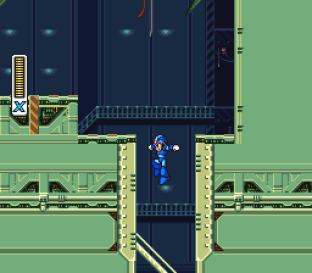 Mega Man X2 SNES 020