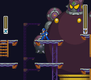 Mega Man X2 SNES 023