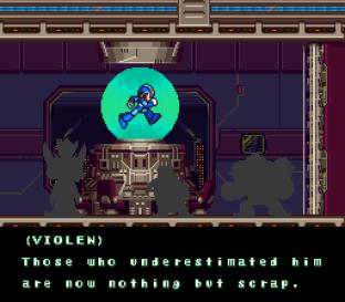 Mega Man X2 SNES 031
