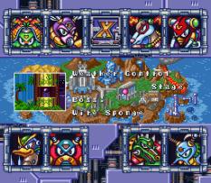 Mega Man X2 SNES 032