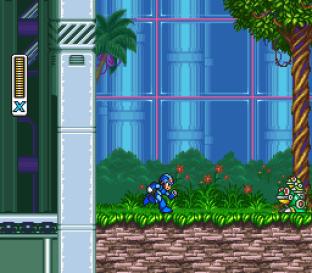 Mega Man X2 SNES 034