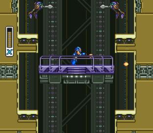 Mega Man X2 SNES 045