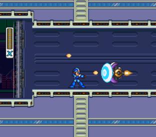 Mega Man X2 SNES 086