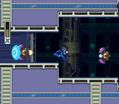 Mega Man X2 SNES 087