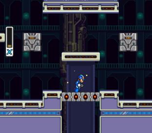 Mega Man X2 SNES 089