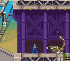 Mega Man X2 SNES 098