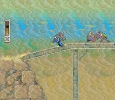 Mega Man X2 SNES 110