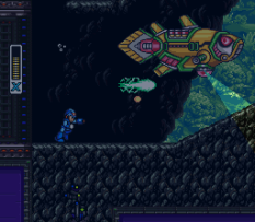 Mega Man X2 SNES 121