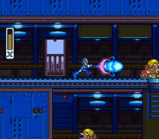 Mega Man X2 SNES 130