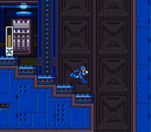 Mega Man X2 SNES 133