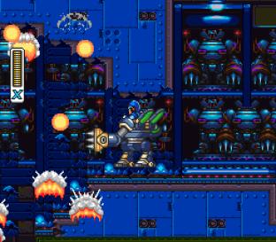 Mega Man X2 SNES 141