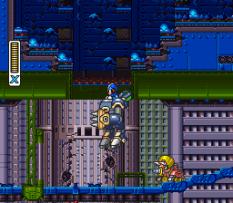 Mega Man X2 SNES 142
