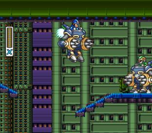Mega Man X2 SNES 144