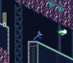 Mega Man X2 SNES 153