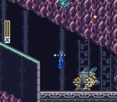 Mega Man X2 SNES 154