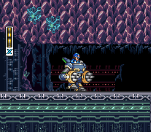 Mega Man X2 SNES 155