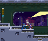 Mega Man X3 SNES 006