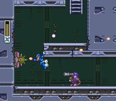 Mega Man X3 SNES 010