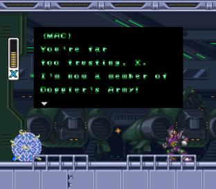 Mega Man X3 SNES 012