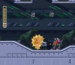 Mega Man X3 SNES 015