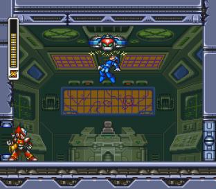Mega Man X3 SNES 020