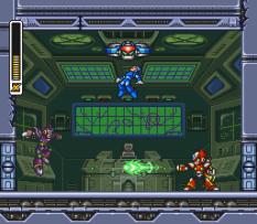 Mega Man X3 SNES 022