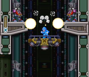 Mega Man X3 SNES 031