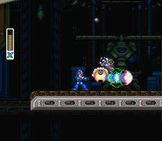 Mega Man X3 SNES 033