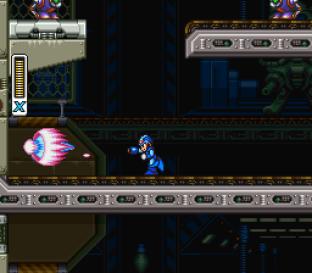 Mega Man X3 SNES 034