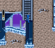 Mega Man X3 SNES 043
