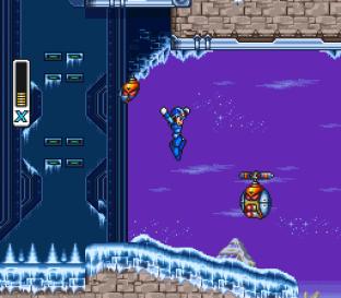 Mega Man X3 SNES 045