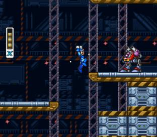 Mega Man X3 SNES 056