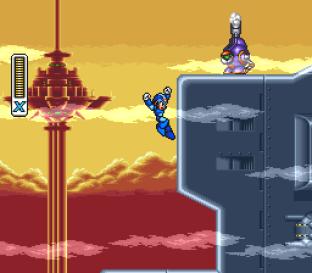 Mega Man X3 SNES 064
