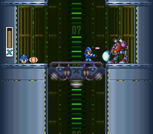 Mega Man X3 SNES 075
