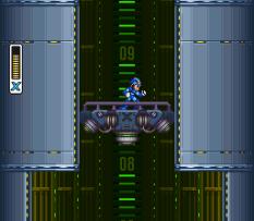 Mega Man X3 SNES 076