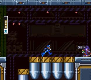 Mega Man X3 SNES 078